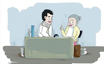 老年白癜风更是危害需要小心护理