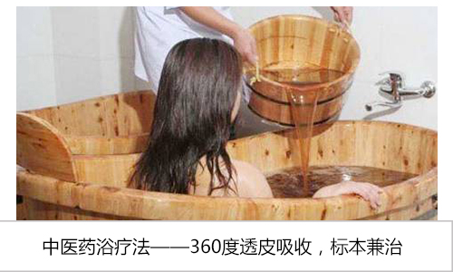 中医药浴疗诊疗