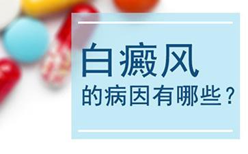 邵阳白癜风的原因有哪些?