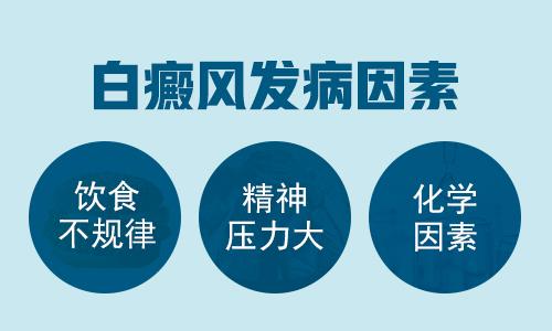 杭州治疗好的白癜风医院_白癜风的致病因素有哪